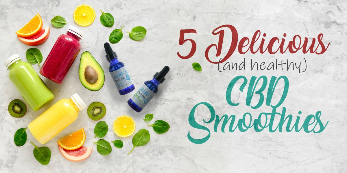 CBD Smoothies