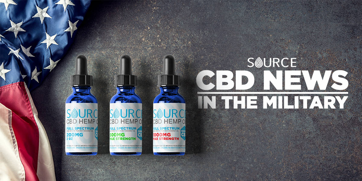 Cbd in the military
