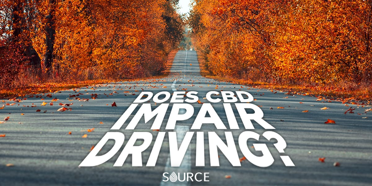 cbd and driving